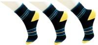 Neska Moda Boys & Girls Striped Ankle Length(Pack of 6)