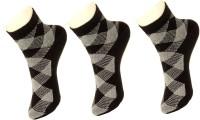 Neska Moda Boys & Girls Checkered Ankle Length(Pack of 3)