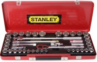 Stanley Socket Set(Pack of 43)