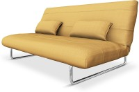 Camabeds Juliette Double Metal Sofa Bed(Finish Color - Brown Mechanism Type - Fold Out)