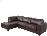 View RoyalOak Olive Leatherette 3 Seater Standard(Finish Color - Brown) Price Online(RoyalOak)