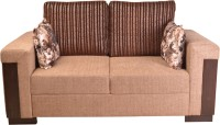 View HomeTown Amazon Fabric 2 Seater Standard(Finish Color - Brown) Furniture (HomeTown)