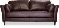 View Durian Richmond Leatherette 3 Seater Standard(Finish Color - Chocolate Brown) Price Online(Durian)