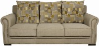 View peachtree Fabric 3 Seater Standard(Finish Color - Green) Furniture (peachtree)