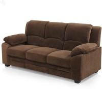 View Royal Oak Magna Fabric 3 Seater Sofa(Finish Color - Brown) Price Online(Royal Oak)