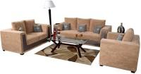 View Home City DOUGLAS Fabric 3 + 2 + 1 Beige Sofa Set Furniture (Home City)