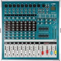 5 Core PM-AL-8CH Powered Sound Mixer