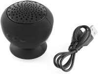 ZDO Sticky Beatz Bluetooth Suction 3 W Bluetooth Speaker(Black, Mono Channel) thumbnail
