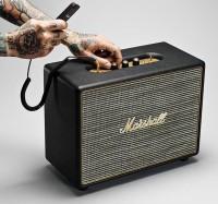 Marshall Woburn Bluetooth Home Audio Speaker(Black, Stereo Channel)