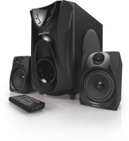 Creative Superb 2.1 Home Entertainment System 25 W Home Audio Speaker(Black, 2.1 Channel)