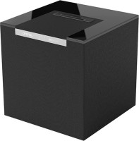 Crystal Acoustics Cuby 9MR Bluetooth Laptop/Desktop Speaker(Black, Mono Channel)