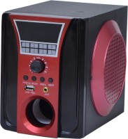 PALCO PLC900 Mobile/Tablet Speaker(Red and Black, Mono Channel)