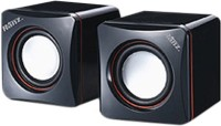 View Ranz 218 Portable Laptop/Desktop Speaker(Black, 2.0 Channel) Laptop Accessories Price Online(Ranz)