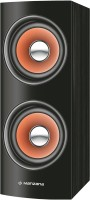 Manzana Mini towerhouse Portable Laptop/Desktop Speaker(Black, 2.0 Channel)