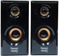 QHMPL QUANTUM qhm630 25 W Laptop/Desktop Speaker(Black, 2.0 Channel)