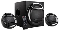 Intex IT 2200 N SUF Multimedia 32 W Laptop/Desktop Speaker(Black, 2.1 Channel)