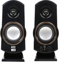 View Altec Lansing Zine Laptop/Desktop Speaker(Black, 2.0 Channel) Laptop Accessories Price Online(Altec Lansing)