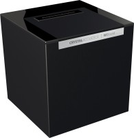 Crystal Acoustics Cuby 5 Bluetooth Laptop/Desktop Speaker(Black, Mono Channel)