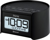 iHome iBT230 Portable Bluetooth Laptop/Desktop Speaker(Black, Mono Channel)