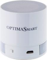 Optima Smart Boom Column Bluetooth Portable Music Portable Bluetooth Mobile/Tablet Speaker(White, Mono Channel)