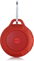 Portronics Comet POR 194 Portable Bluetooth Mobile/Tablet Speaker(Red, Mono Channel)