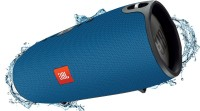 JBL Xtreme Blue Portable Bluetooth Mobile/Tablet Speaker(Blue, Stereo Channel)