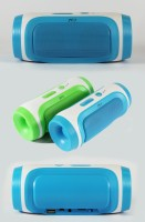 SmiletronicS JY-3 Portable Mobile/Tablet Speaker(Blue, Green, Mono Channel)