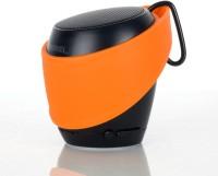 Sparkel SPBTS-150 Portable Bluetooth Mobile/Tablet Speaker(Orange, 2.1 Channel)