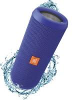 JBL JBL Flip 3 Splash Proof 16W Bluetooth Speaker 16 W Portable Bluetooth Speaker(Blue, Stereo Channel) thumbnail