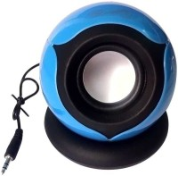 View Hiper Song hs656 Portable Mobile/Tablet Speaker(Blue, Black, Mono Channel) Laptop Accessories Price Online(Hiper Song)