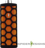 Spider Designs Kamakazi SD187 Portable Bluetooth Mobile/Tablet Speaker(Black, Mono Channel)