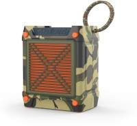 Skullcandy Shrapnel S7SHHW-473 Portable Bluetooth Mobile/Tablet Speaker(Camo, Mono Channel)