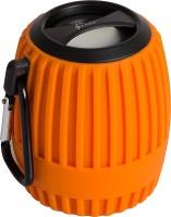 Zazz ZAZZ WaterProof Bluetooth Speaker ZBS127 Orange Portable Bluetooth Mobile/Tablet Speaker(ORANGE, Mono Channel)