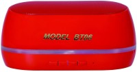 Adcom Mini-BT06 Wireless Mobile/Tablet Speaker_R Portable Bluetooth Mobile/Tablet Speaker(Red, Mono Channel)