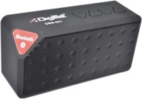 Digitek DBS 001 3 W Portable Bluetooth Mobile/Tablet Speaker(Black, Mono Channel)