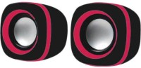 QHMPL QHM602 Portable Mobile/Tablet Speaker(Black, 2.0 Channel)