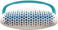 Corseca Blue Power 2 10 W Portable Bluetooth Speaker(White, Stereo Channel) thumbnail