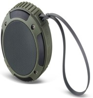 Frontech JIL-3906 Portable Bluetooth Mobile/Tablet Speaker(Olive Green, Mono Channel)