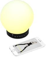Zoook Smart Multi-Color Lamp Eureka-B Portable Bluetooth Mobile/Tablet Speaker(Black, Mono Channel)