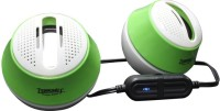 Zebronics Drum Green Portable Mobile/Tablet Speaker(Green, 2.0 Channel)