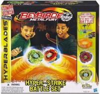 Beyblade Metal Fury Hyper-strike Battle Set(Multicolor)