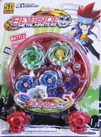 Per Te Solo Beyblade 5d System(Red)