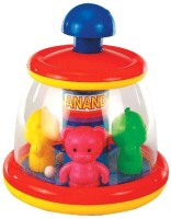 Anand Teddy Go Round(Multicolor)