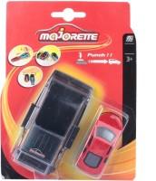 Majorette Punch & Go Launcher with Car(Multicolor)
