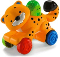 FISHER-PRICE Press And Go Animal Assortment Cheetah(Multicolor)