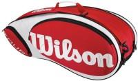 Wilson Tour 6pk Kit Bag(Multicolor, Kit Bag)