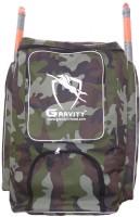 Gravity CAMO Cricket Kit Bag(Green, Backpack)