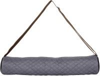 Anekaant Yog Cylindrical(Grey, Kit Bag)