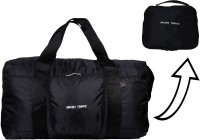 Mount Track 55 inch/139 cm (Expandable) Foldable Travel Duffel Bag(Black)