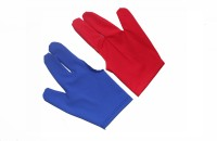 Billiedge Combo gloves Gym & Fitness Gloves (Free Size, Red, Blue)